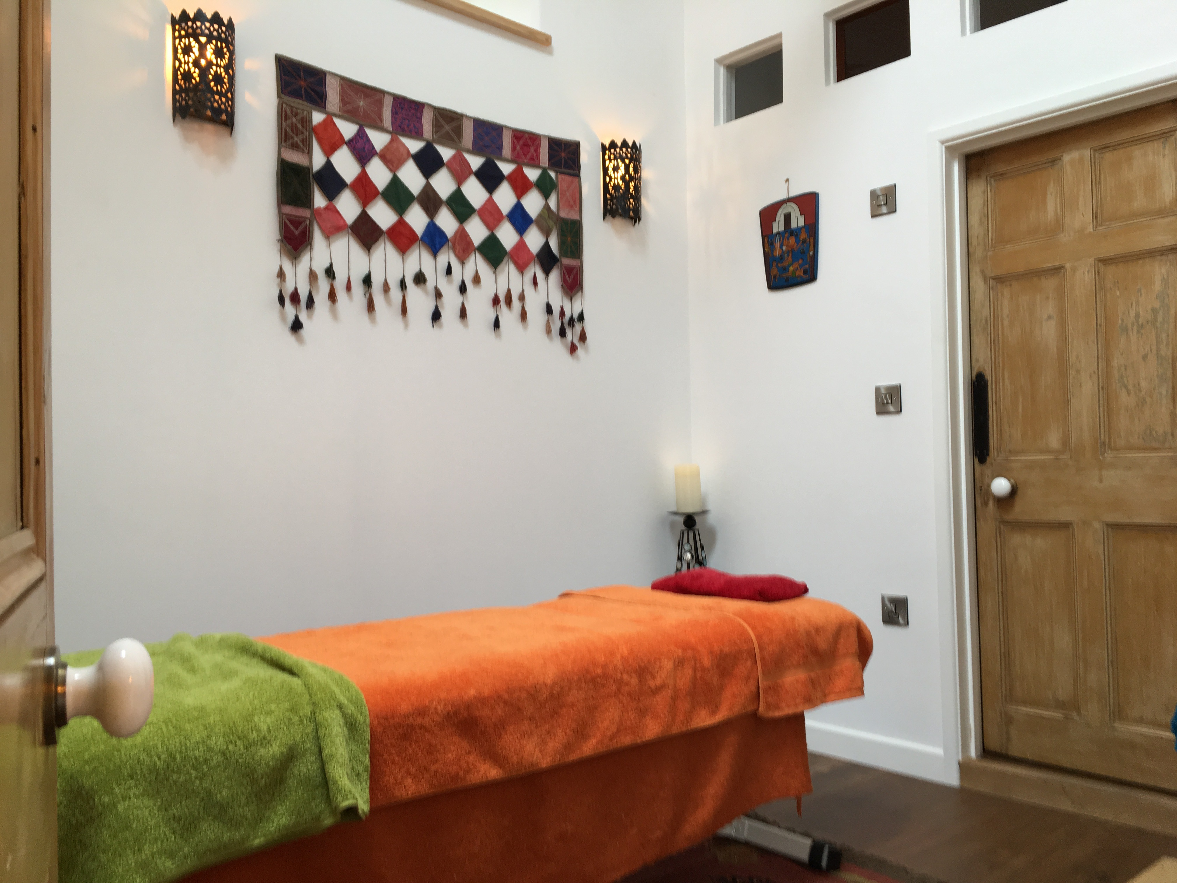 4 Massage Room